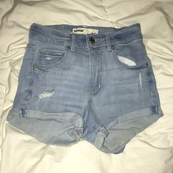 4 for $25 Garage High Rise Shorts